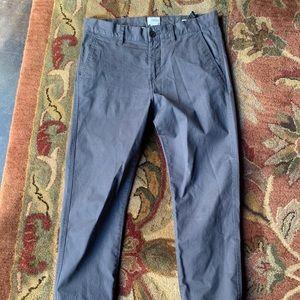 H&M Pants - H&M Gray Chino Pants